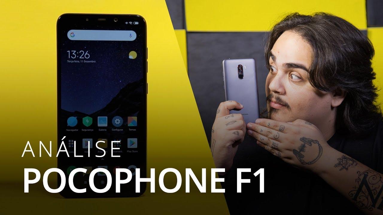 Pocophone F1 by Xiaomi: o novo OnePlus? [Análise / Review