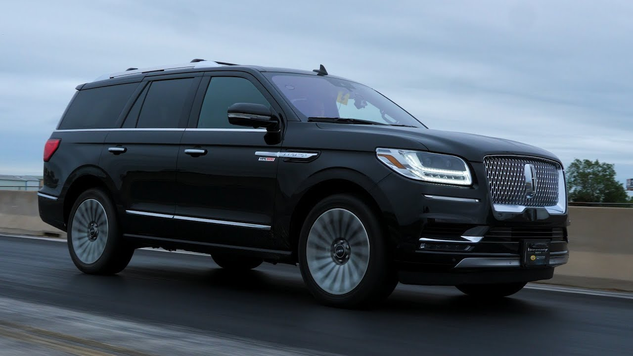 2018 Lincoln Navigator: Redesign, Specs, Price >> 2018 2020 Hpe600 Lincoln Navigator Hennessey Performance