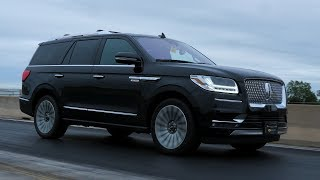 HPE600 Lincoln Navigator Action & Driving Impression