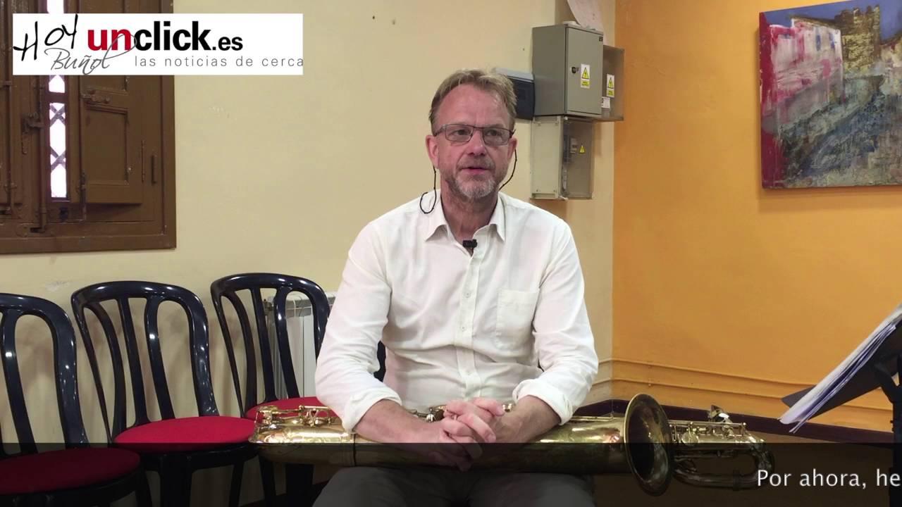 Entrevista a Arno Bornkamp - Bienal de Música de Buñol