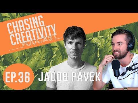 Jacob Pavek- 2019 album 'Nome'   Chasing Creativity Podcast #36 Mp3