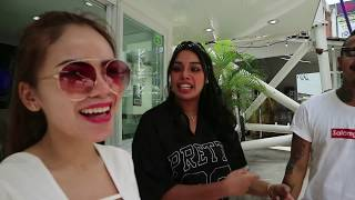 BRA GUE LEPAS NAIK 5GX DI BALI with arykakul and Paula