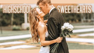 High School Sweethearts Wedding Film! (EMOTIONAL)