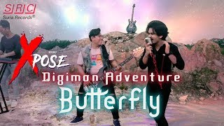 Digimon Adventure: Butterfly (Cover by Xpose)