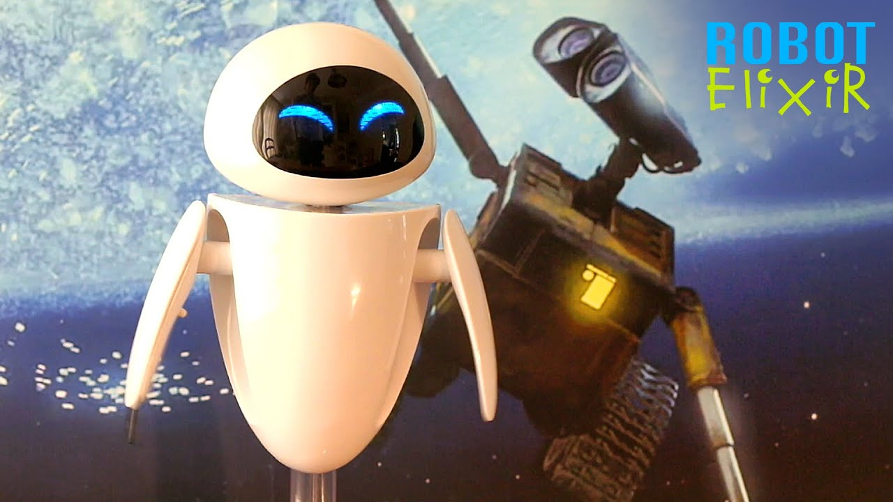 Image gallery eve pixar - Walle and eve mugs ...
