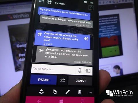 Review Aplikasi Translate Realtime Keren: Microsoft Translator 10 (Indonesia)