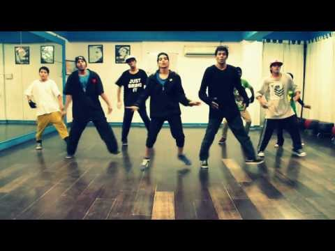 Old School hip-hop Choreography RSU DC (Master class)