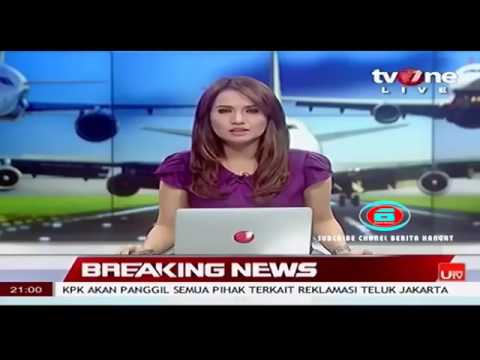 VIDEO Kronologi Tabrakan Pesawat Batik Air Vs TransNusa di Bandara Halim (HOT)
