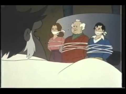 SHAZAM 1981 Cartoon - Who's Who At The Zoo