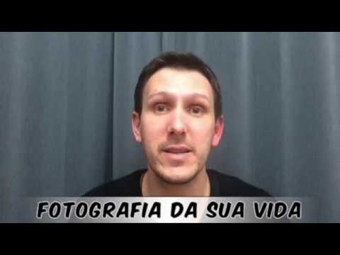 Fotografia da sua Vida