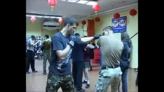 Уроки уличного бокса СОВЕТУЮ фанатам Бокса