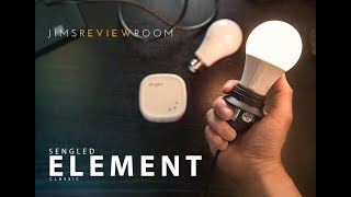 Sengled Element Classic - New Lights at the Office - REVIEW