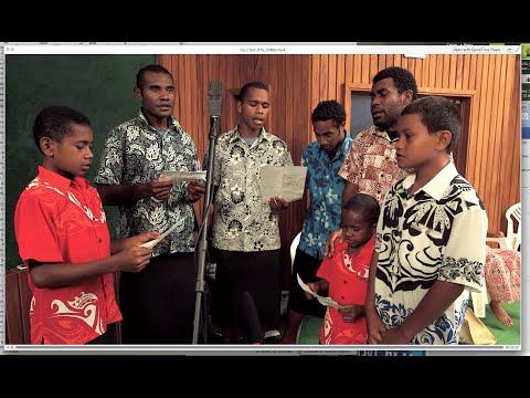 FIJI Water TV Commercial Behind The Scenes