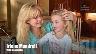 Irlene Mandrell Halloween With Blakely May 2020
