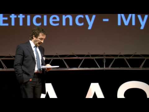 Energy Efficiency -- Myths and Reality: Maxim Titov at TEDx AAS