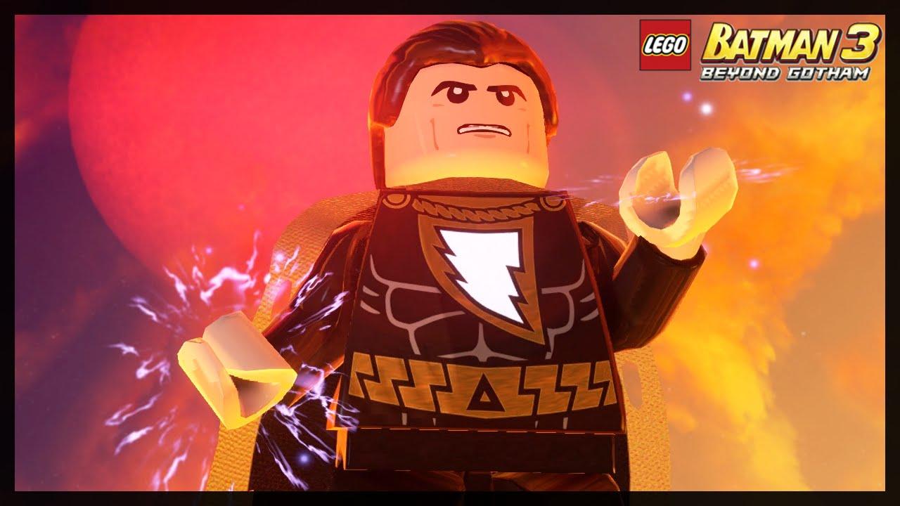 lego batman 2 black adam - photo #40
