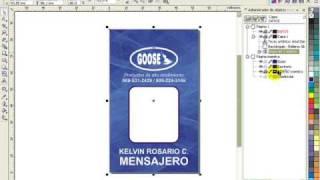 TUTORIAL COREL  2 EN 1 Crear pagina personalizada y Crear pagina maestra (Ariel Nuñez G.)