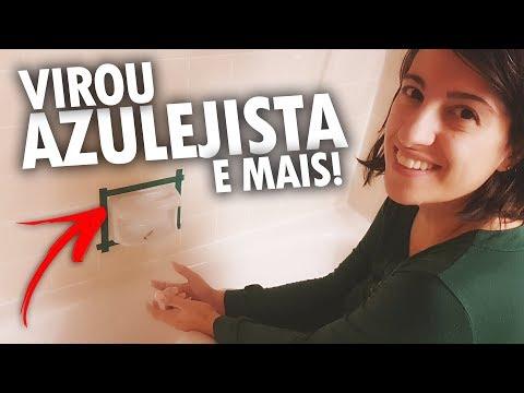 LAGO DO CULTO + TRABALHOU COMO AZULEJISTA NO CANADÁ e mais - Vlog Ep.72