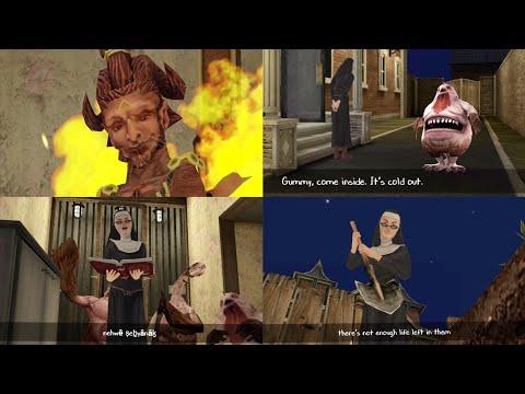 Evil Nun 2 All endings