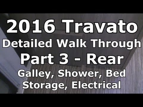2016 Travato Detailed Walk Through Part 3 of 4