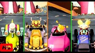 Nickelodeon Kart Racers NEW ANIMATED Launch Trailer