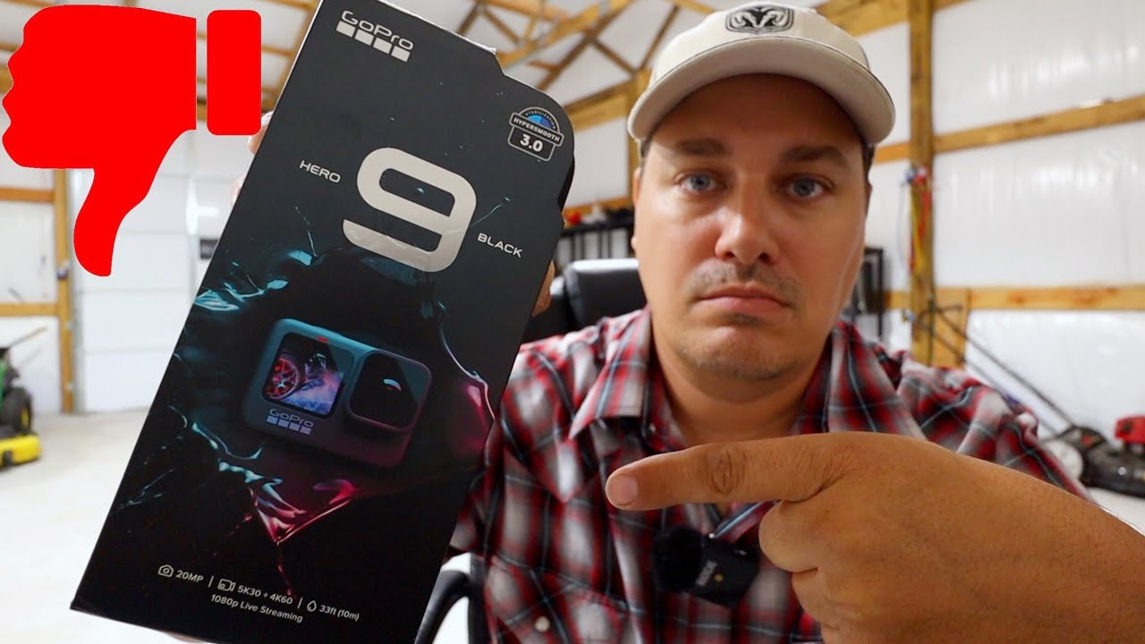 Here's why the GoPro 9 Actually Sucks for Vloggers - It's Missing Something BIG!!!