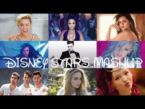 The Disney Stars Mashup - Dove, Selena, Sabrina, Miley, Demi, Justin T, Sofia, Britney & more!