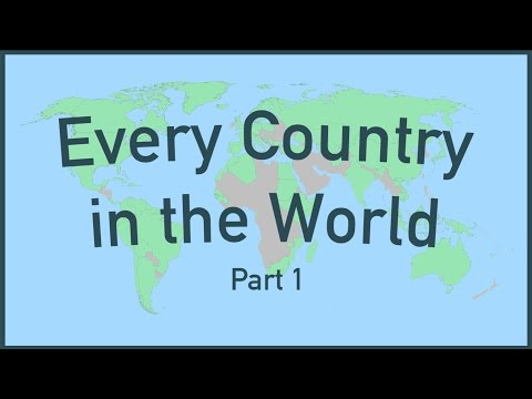 download Every Country in the World (Part 1)