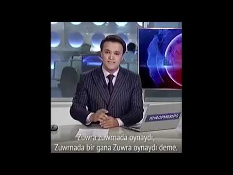 Kazakhstan News Reporter Mr Journalist kazakh | Part 1 - 2