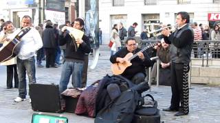 Gheorghe Zamfir The Lonely Shepherd Kill Bill Soundtrack Puerta del Sol Madrid.mp3