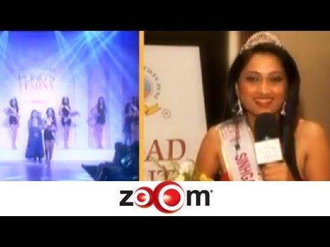 Sinhgad Femina Miss Intellectual - Pune: Pallavi Choudhari