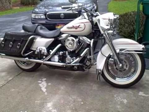 1997 Harley Davidson Road King 1340cc Youtube Pictures