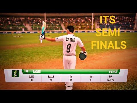 Wcc3. #careermode #semifinals   amazing video