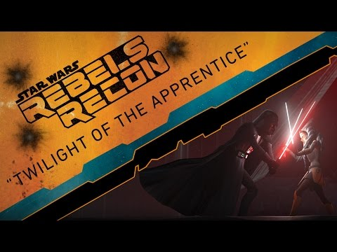 "Rebels Recon #2.20: Inside ""Twilight of the Apprentice"" 