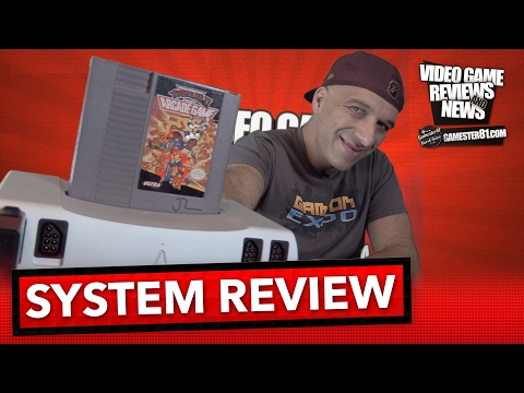 Analogue  NT Mini system review - most advanced NES clone - Gamester81