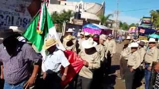 Cierre de Fiestas Patronales Santa Rosalía 2016