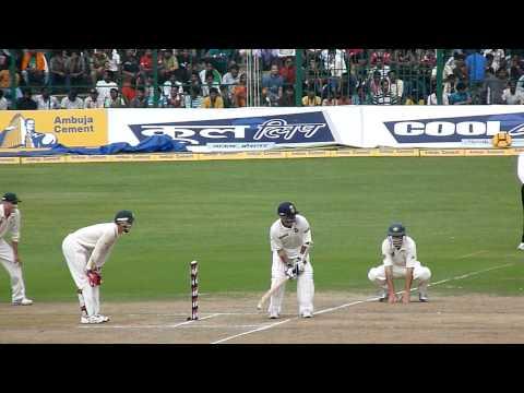 Sachin Reaching 14000 Test runs