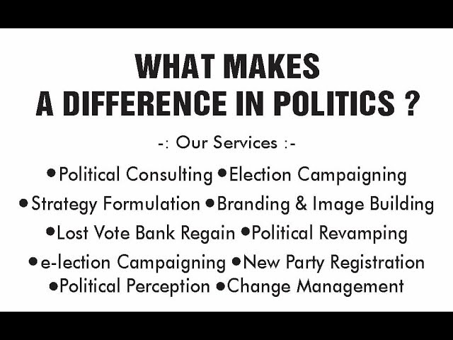 AK MISHRA CONSULTING SERVICES || POLITICAL CONSULTING || BUSINESS CONSULTING