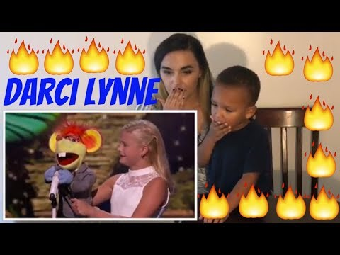 Thumbnail: (Maria'&Nyemiah Reacts) Darci Lynne: 12-Year-Old Ventriloquist - America's Got Talent 2017