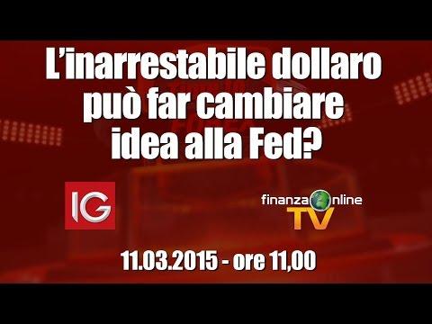 ForexTime: L'inarrestabile Dollaro Può Far Cambiare Idea Alla Fed?