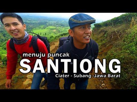 Puncak Santiong Ciater Subang
