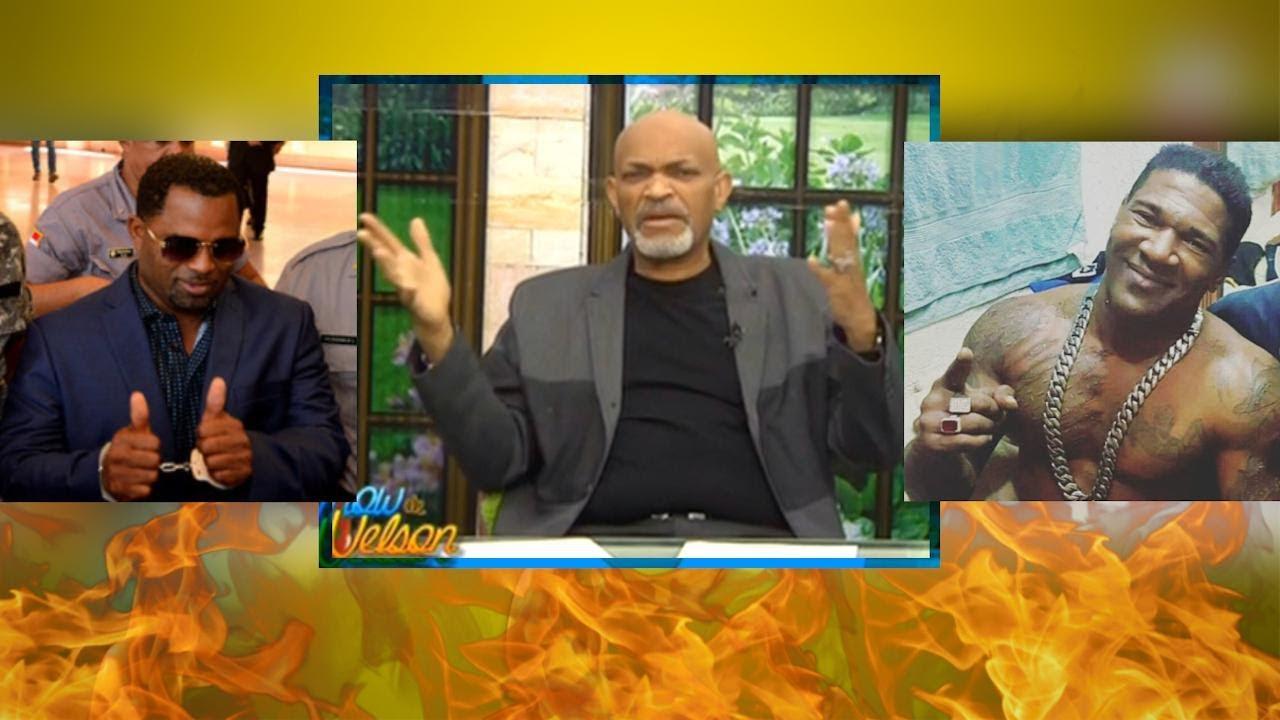 Nelson  se riega por error procesal contra Omega y habla de la puesta en libertad de La Soga