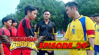 SAMBER GLEDEK VS REAL FLASH! SERU! - Tendangan Garuda Eps 29