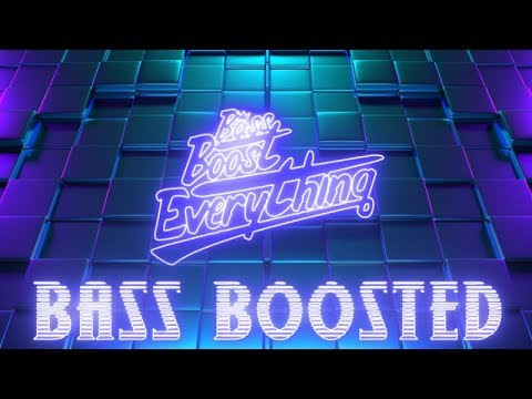 BASS BOOSTED TRAP MIX 2019 (EXTREME BASS MUSIC)