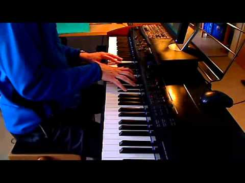 The Chronicles of Narnia (1) - Only the Beginning of the Adventure (Piano Cover (Transcription))