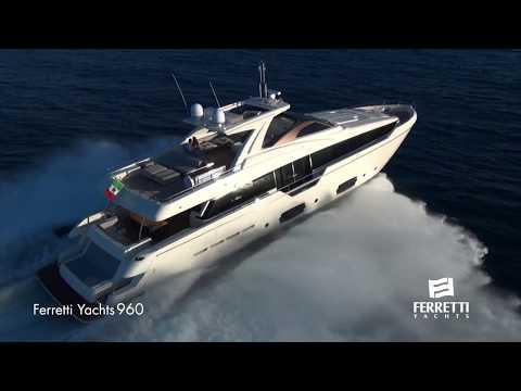 Ferretti Group Luxury Yachts Fleet