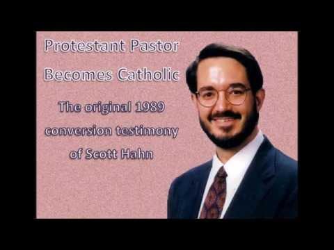 Protestant pastor becomes Catholic: The original 1989 conversion tape of Scott Hahn