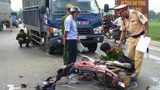 67 người chết vì tai nạn giao thông trong 3 ngày nghỉ Tết Dương lịch 2018