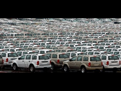 Hidden Unsold New Cars and Capitalist Overproduction