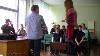 Эстрадный вокал.Мастер-класс с участниками конкурса